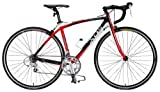XDS RX300 18-Speed Road Bike, Red