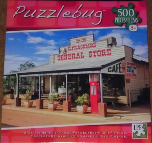 Puzzlebug - General Store in Ilfracombe - 500 Piece