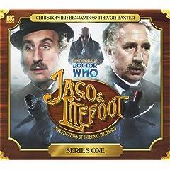 Doctor Who  Jago & Litefoot Season 1