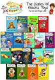 Ken and Angie Lake Oxford Reading Tree Read With Biff Chip & Kipper and Robins Toys 18 books Collection Set