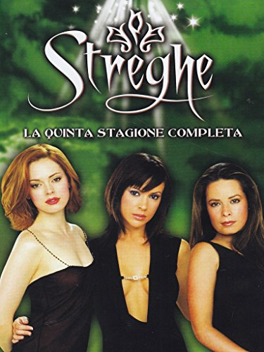 Streghe - Stagione 05 [6 DVDs] [IT Import]