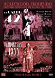 La Calle 42 (42nd Street) 1933 / Vampiresas 1933 (Gold Diggers Of 1933) (Import)