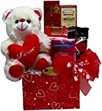 "Delight Expressions® ""Be Mine"" Valentine's Day Gift Box (Small) - A Gift Basket Idea"