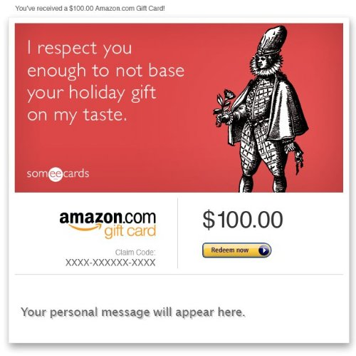 Amazon Gift Card E Mail Birthday Your Ideal
