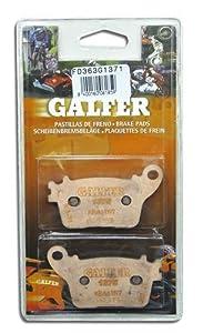 Galfer - Brake Pad - REAR Premium for Product code FD363G1371