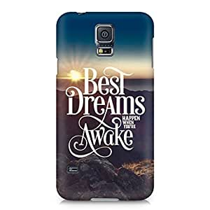 Uptown 18 Back Cover for SAMSUNG Galaxy S5