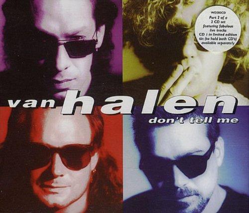 Dont Tell Me [CD 2] by Van Halen
