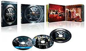 X-men : Le commencement (first class) - Blu-ray Collector en édition limitee - (2 DVD + copie digitale) - [Coffret Métal] [Blu-ray] [Combo Blu-ray + DVD + DVD bonus - Édition Collector boîtier SteelBook]