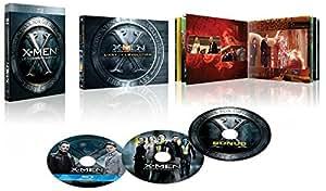 X-men : Le commencement (first class) - Blu-ray Collector en édition limitee - (2 DVD + copie digitale) - [Coffret Métal] [Blu-ray] [Combo Blu-ray + DVD + DVD bonus - Édition Collector boîtier SteelBook]