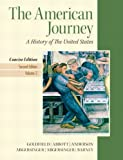img - for American Journey, The, Concise Edition, Volume 2 (2nd Edition) book / textbook / text book