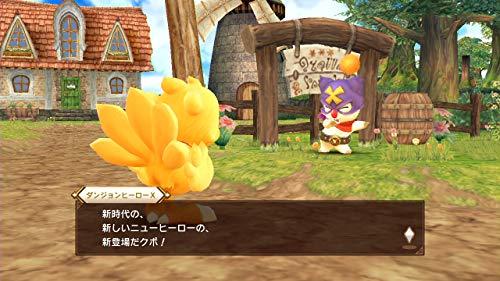 チョコボの不思議なダンジョン エブリバディ!ダウンロードコード 封入 - PS4 ゲーム画面スクリーンショット4
