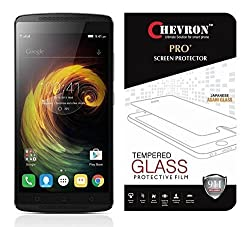Chevron 2.5D 0.3mm Pro+ Tempered Glass Screen Protector For Lenovo K4 Note
