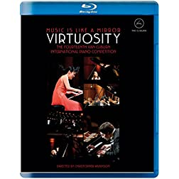 Virtuosity - The Fourteenth Van Cliburn International Piano Competition [Blu-ray]