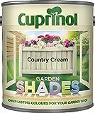 New 2014 Cuprinol Garden Shades Country Cream 1L