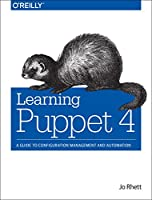 Learning Puppet 4 Front Cover
