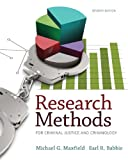 Research Methods for Criminal Justice and Criminology, 7th ed.
