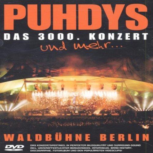 Puhdys - Live: Das 3000 Konzert - Zortam Music