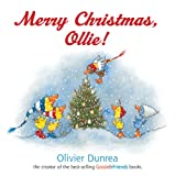 Merry Christmas, Ollie board book (Gossie & Friends)