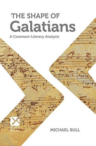 an analysis of the letter of galatians in the bible Paul grabs our attention in the introduction of his letter to the galatians by filling the typical formal greetings with starting your free trial of bible.
