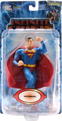 Picture of DC Comics Infinite Crisis Series 2: Superman Action Figure (B000R5OP2C) (Superman Action Figures)