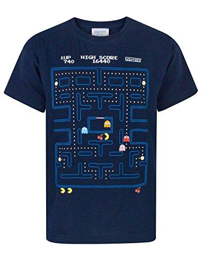 garcons-pac-man-pac-man-t-shirt-13-14-ans