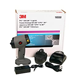 3M (16550) PPS SUN GUN II Light Kit