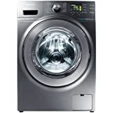 Samsung WD806U4SAGD - 1400spin Washing Dryer, ecobubble, Diamond Drum, Ceramic Heater