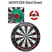 MONSTER/モンスター MONSTER Hard Board ハードダーツボード !リップポイント30本プレゼント
