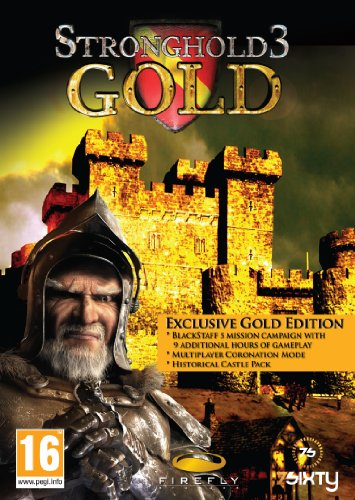 Stronghold 3 Gold Edition  (PC)