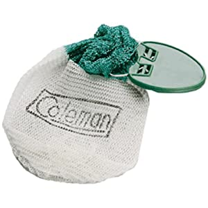 Coleman #21 Instaclip Mantles: 2-Pack, Model 21B132C