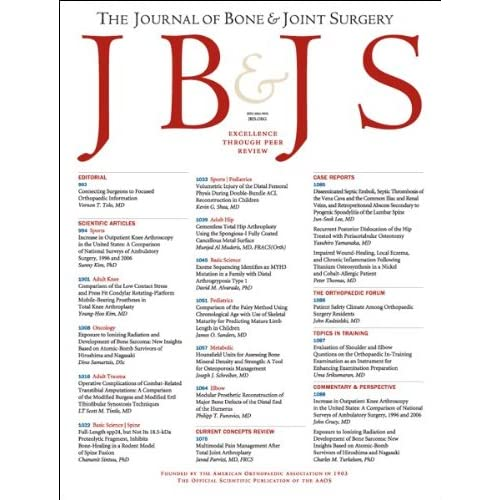 Amazon.com: JBJS-Am Abstracts from the Current Issue: The Journal of