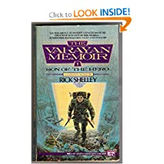 Son of the Hero (Varyan Memoir) by Rick Shelley