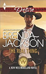 The Real Thing (The Westmorelands Book 28)