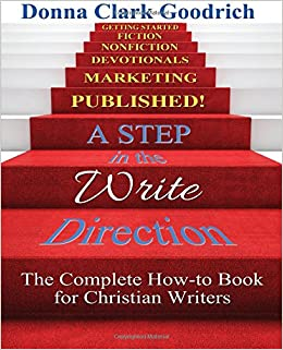 steps to writing a christian book