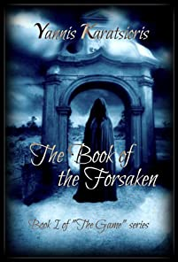 The Book Of The Forsaken by Yannis Karatsioris ebook deal