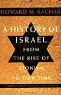 A History of Israel by Sachar, Howard M.