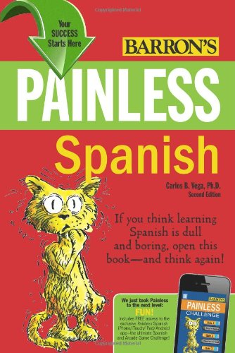 Painless Spanish (Barron's Painless Series)