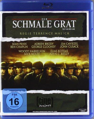 Der schmale Grat - Cine Project [Blu-ray]