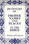 Dictionary of Proper Names and Places...