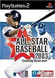 echange, troc All Star Baseball 2003