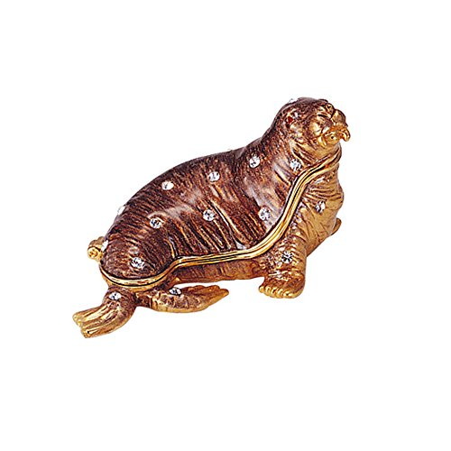 Walrus Jewelry Box