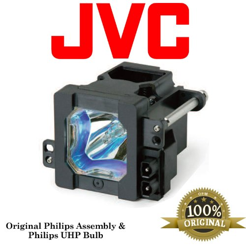 Jvc Ts-Cl110Uaa Tv Assembly With Original Philips Housing And Uhp Bulb