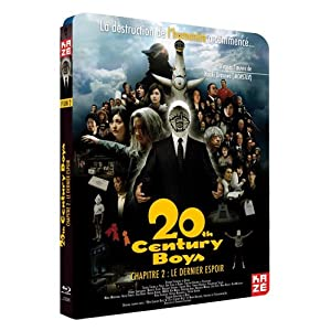 20th century boys - film 2 [Blu-ray]