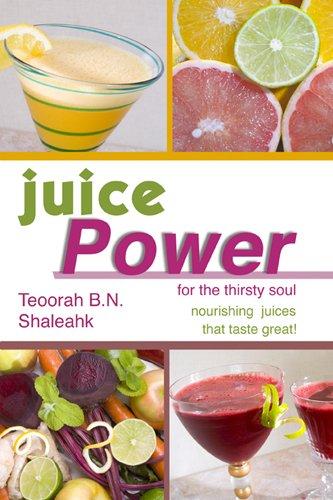 Juice Power by Teoorah B. N. Shaleahk