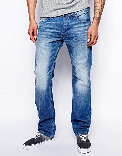 jeans uomo Diesel mens jeans safado 0830y l.30 -- waist 30 - length 30