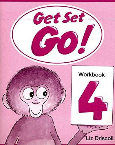 Get Set Go! 4: Workbook: Workbook Level 4