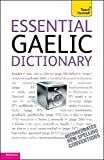 img - for Essential Gaelic Dictionary: Teach Yourself book / textbook / text book