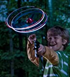 Light-up UFO with with Multiple Play Options, 10-inch