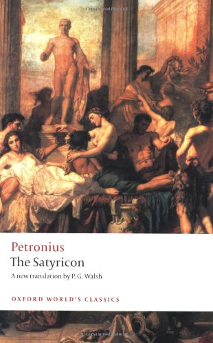 The Satyricon (Oxford World's Classics)