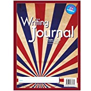Zaner-Bloser Writing Journal Grade 4 and Up, Stripes (677473)